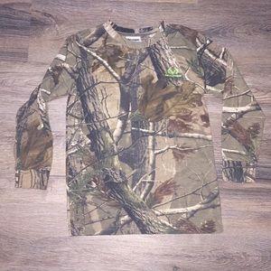 RealTree Long Sleeve Shirt Size Medium